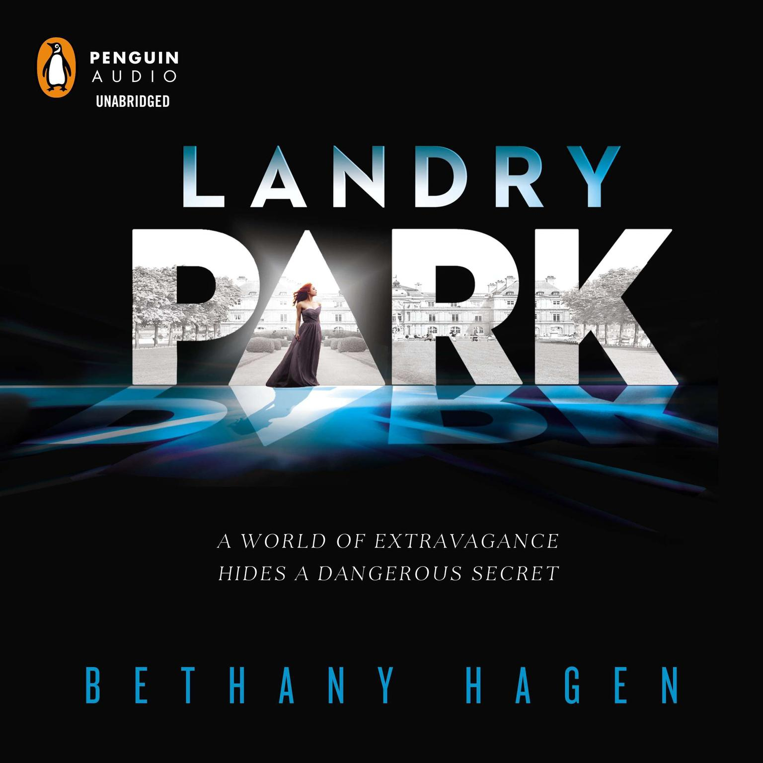 Printable Landry Park Audiobook Cover Art