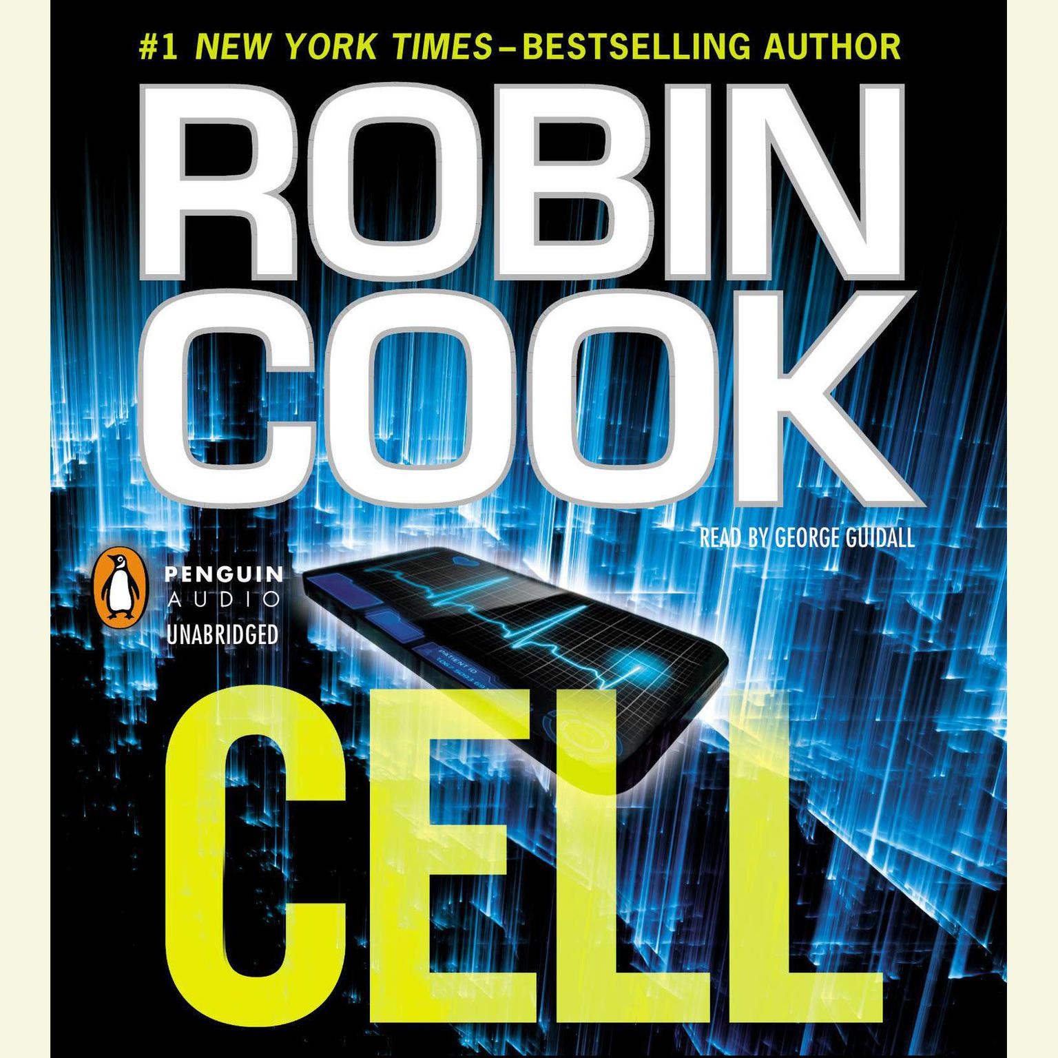 Printable Cell Audiobook Cover Art