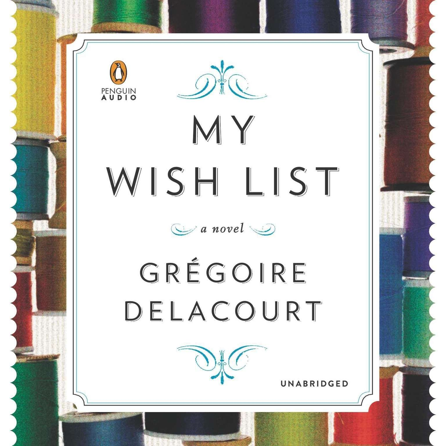 Printable My Wish List: A Novel Audiobook Cover Art
