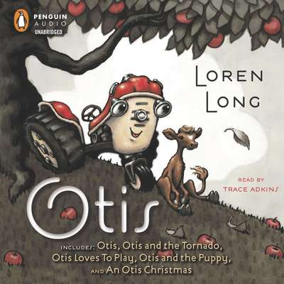 The Otis Collection: Includes Otis, Otis and the Tornado, Otis Loves to Play, Otis and the Puppy, and  An Otis Christmas Audiobook, by Loren Long