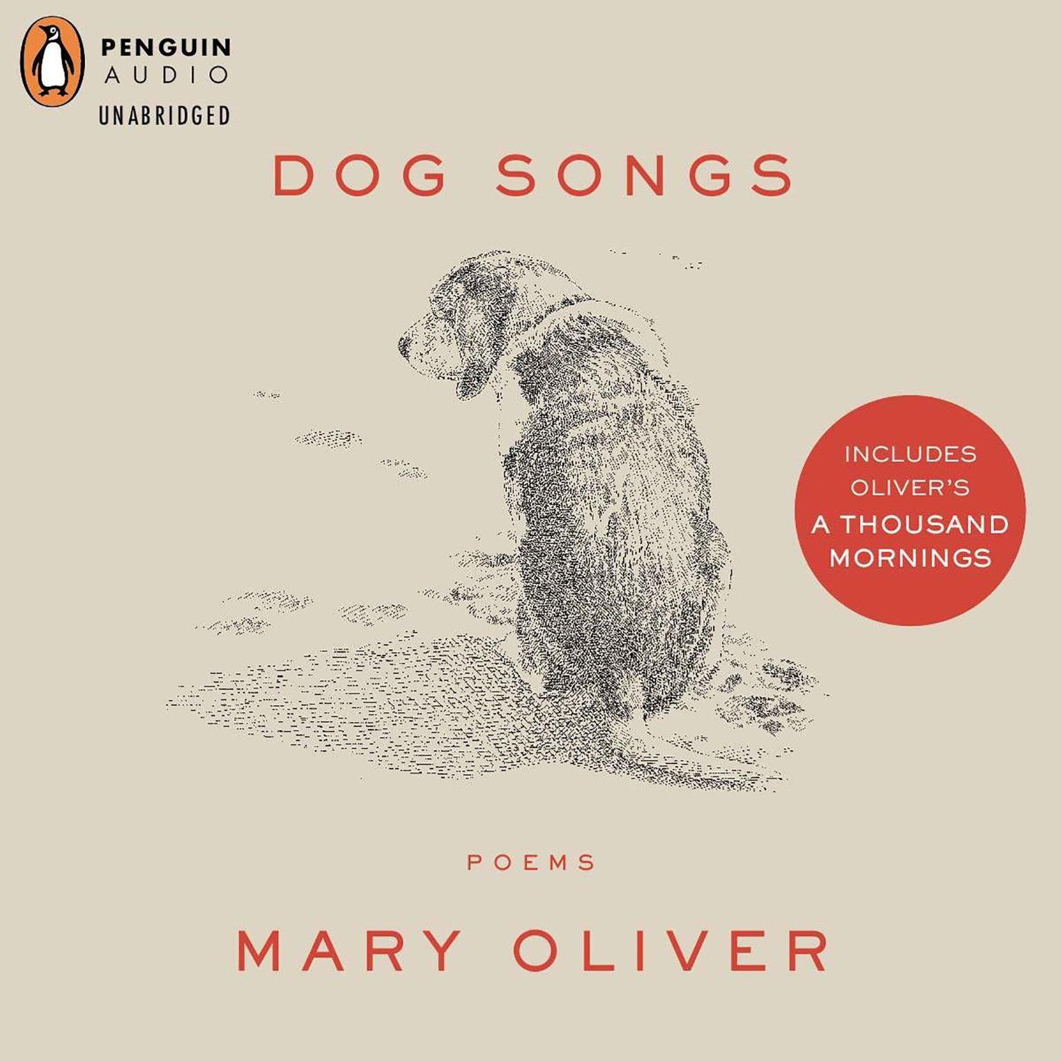 Printable Dog Songs and a Thousand Mornings: Deluxe Edition Audiobook Cover Art