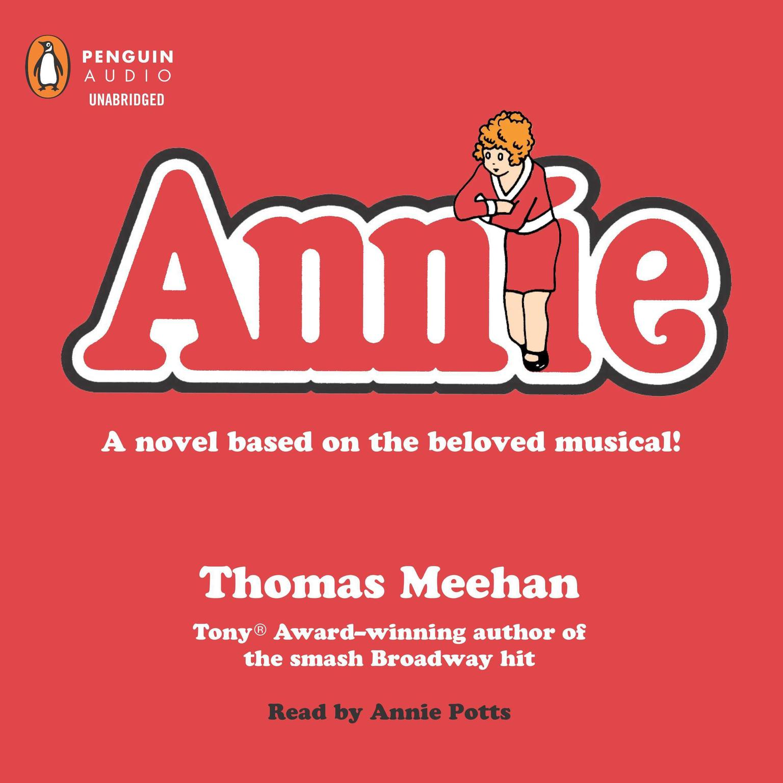 Printable Annie Audiobook Cover Art