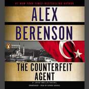 The Counterfeit Agent Audiobook, by Alex Berenson