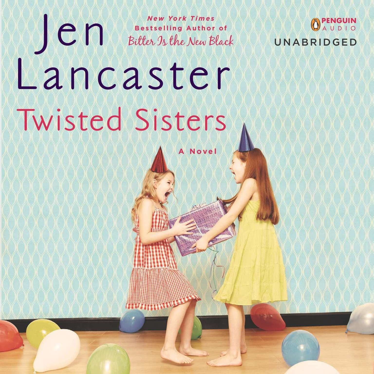 Printable Twisted Sisters Audiobook Cover Art