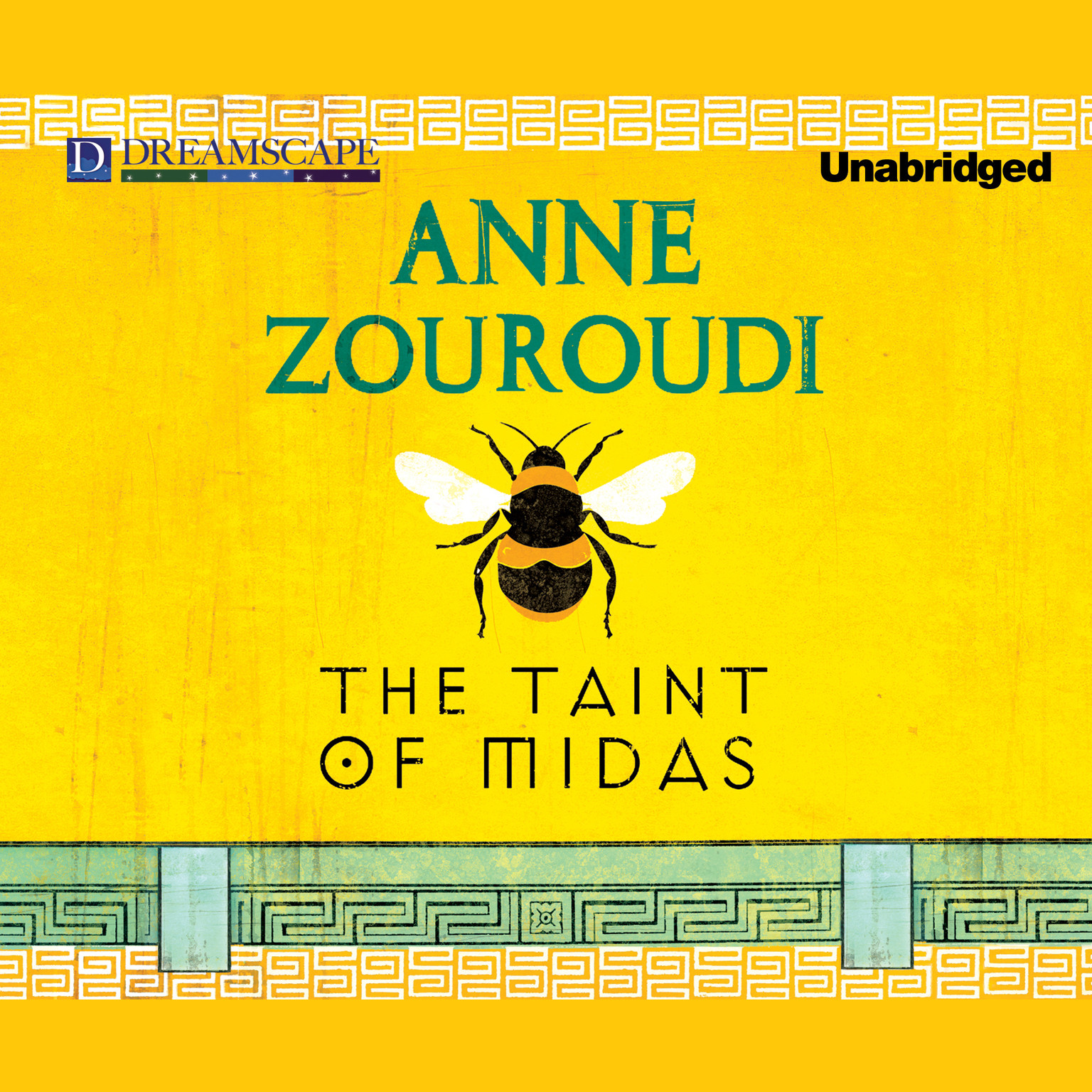 Printable The Taint of Midas Audiobook Cover Art