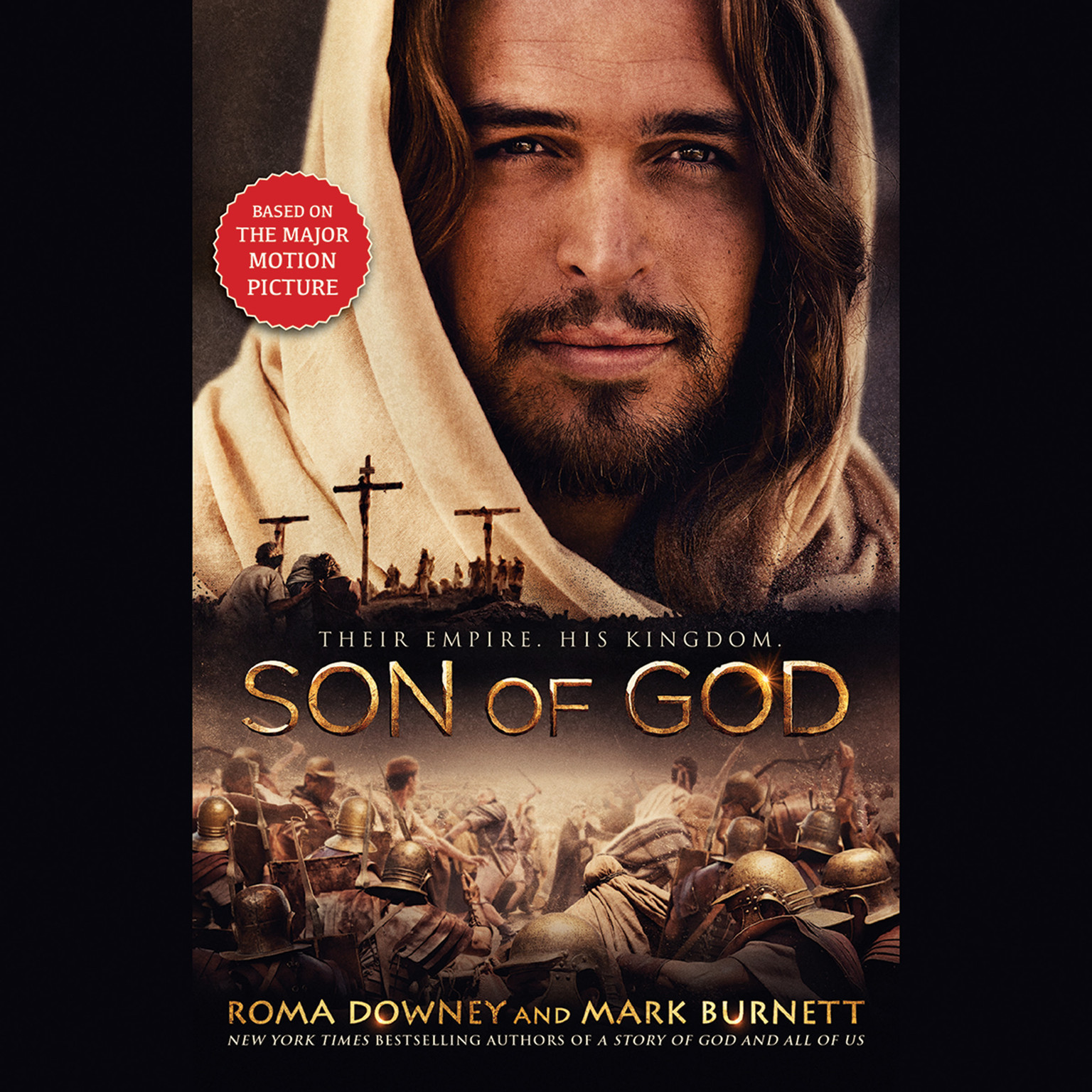 Printable Son of God Audiobook Cover Art