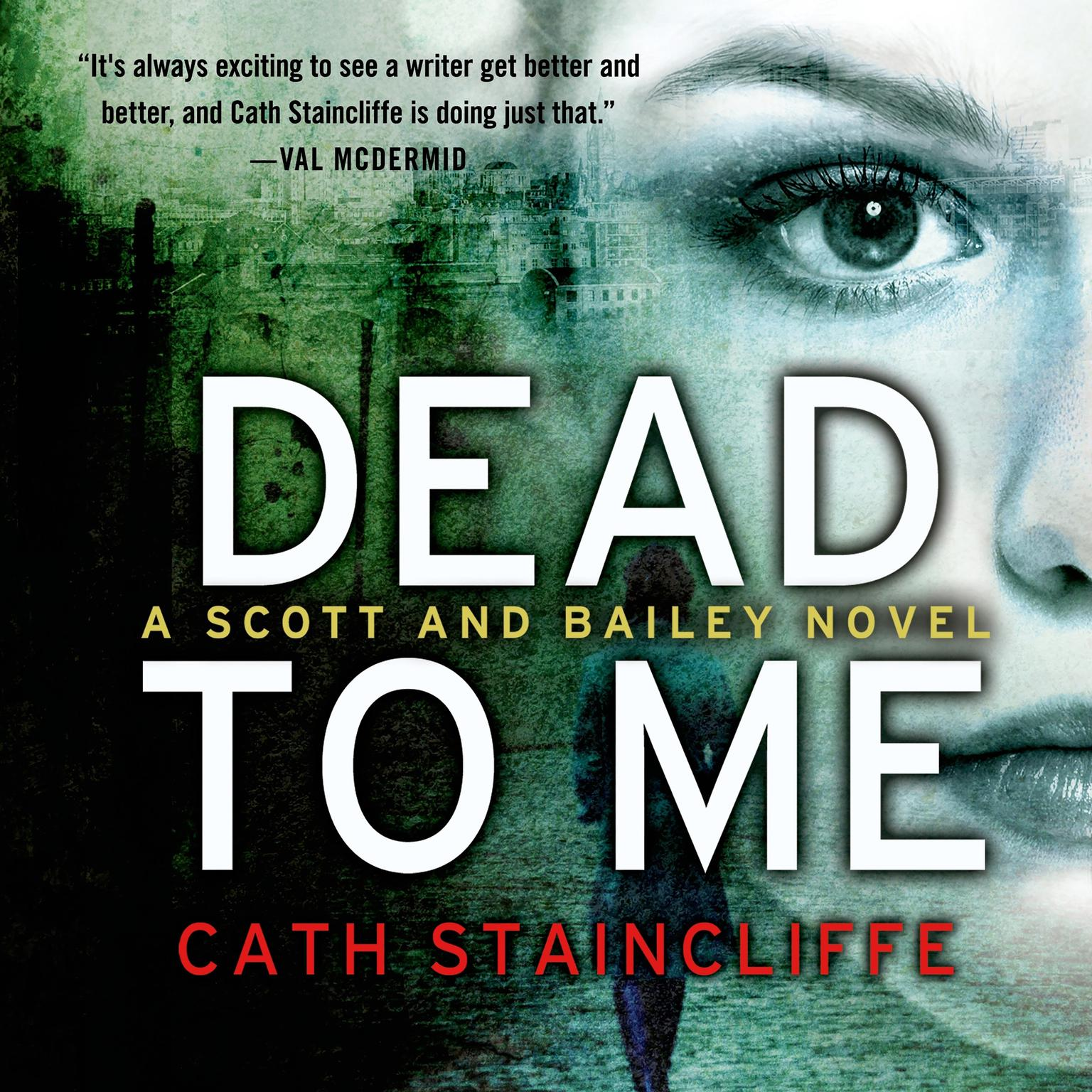 Printable Dead to Me Audiobook Cover Art