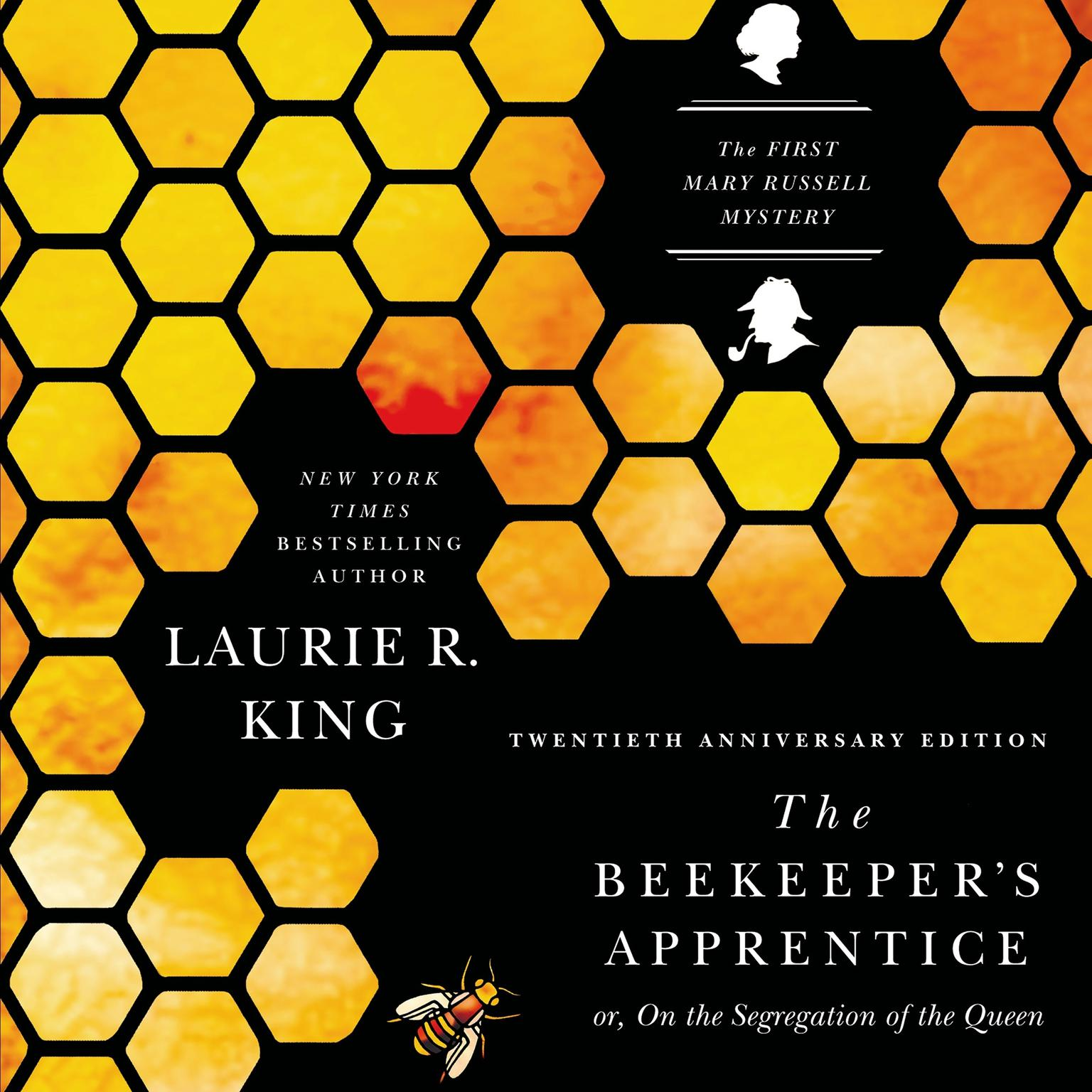 Printable The Beekeeper's Apprentice: or, On the Segregation of the Queen Audiobook Cover Art