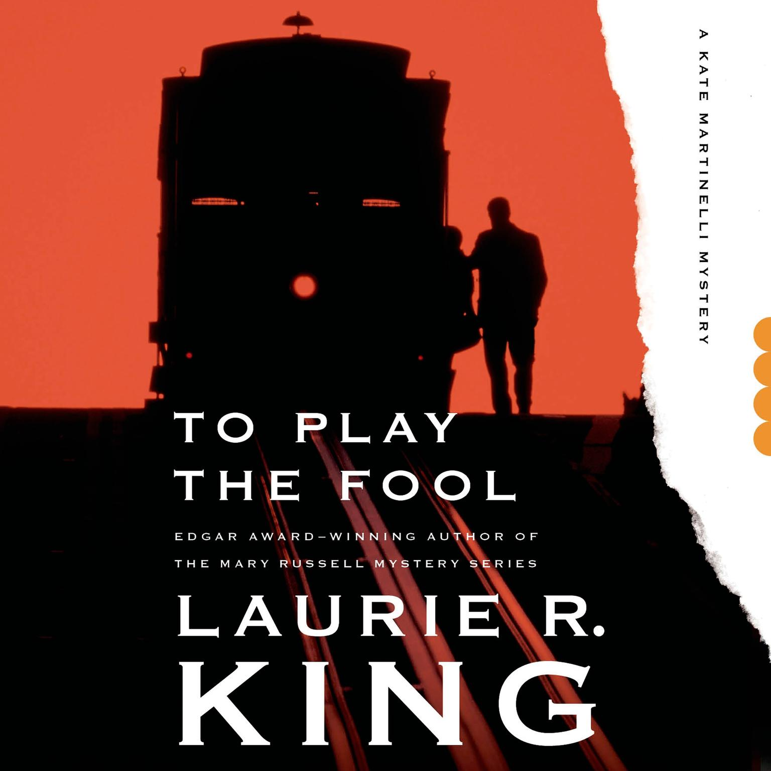 Printable To Play the Fool: A Novel Audiobook Cover Art