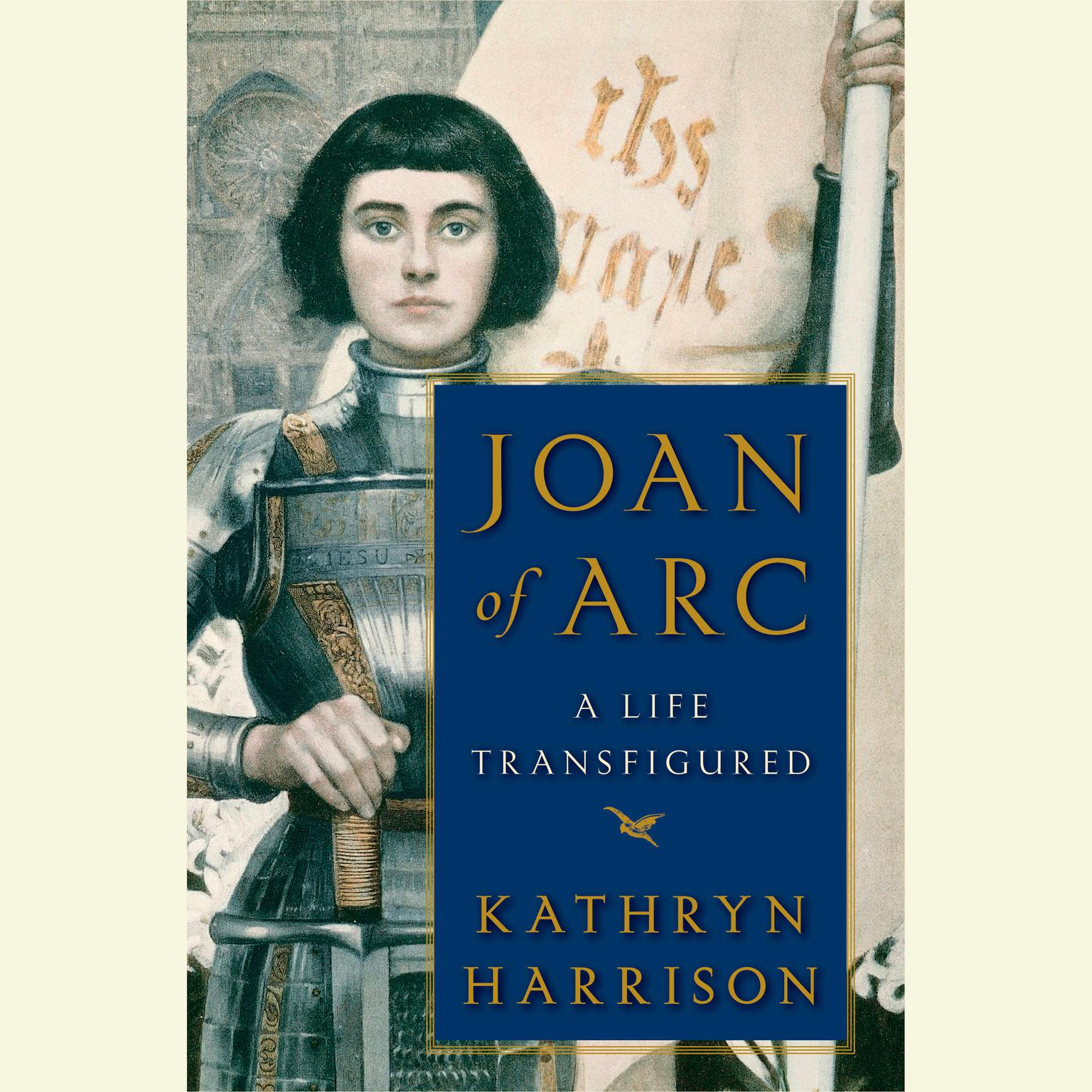 Printable Joan of Arc: A Life Transfigured Audiobook Cover Art