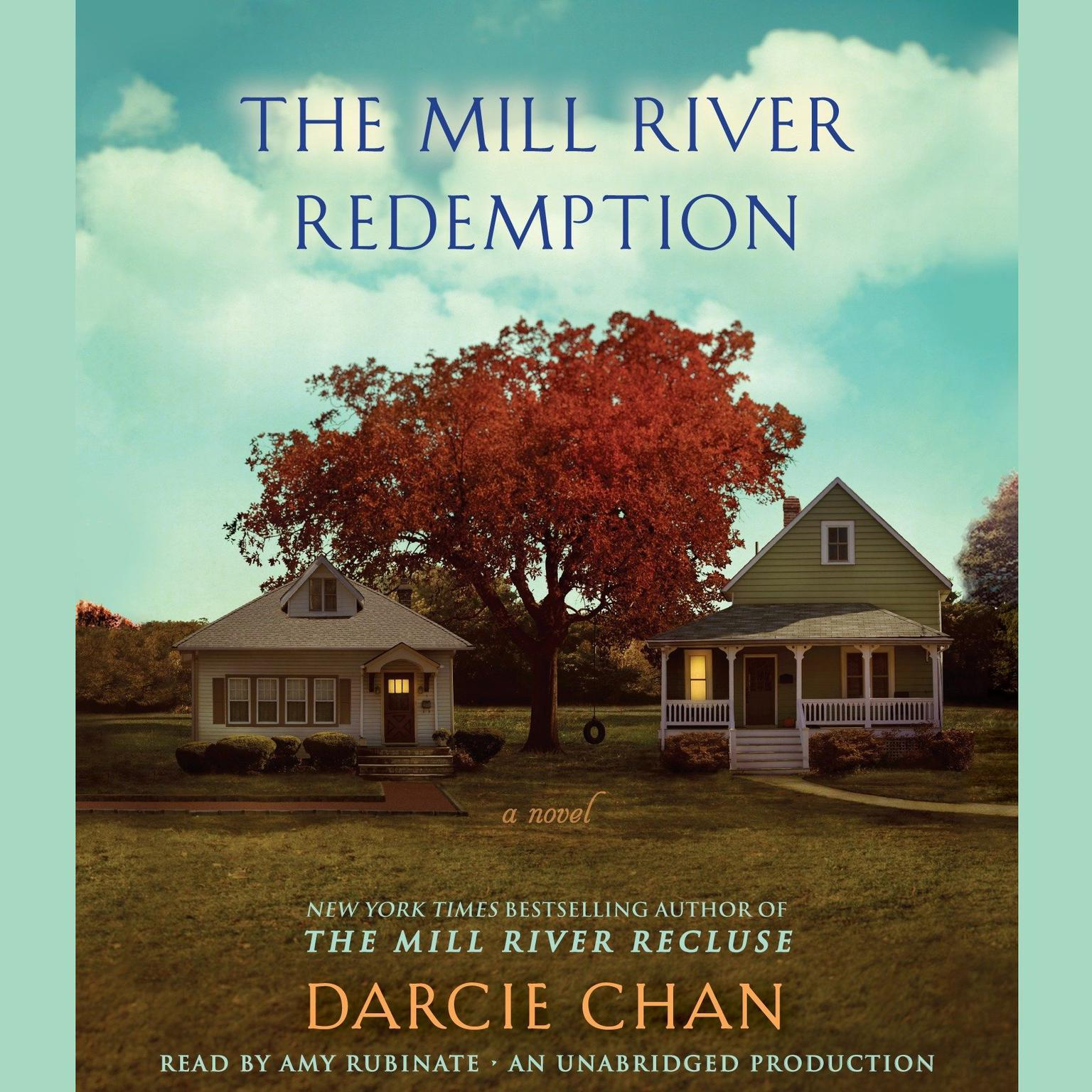 Printable The Mill River Redemption: A Novel Audiobook Cover Art