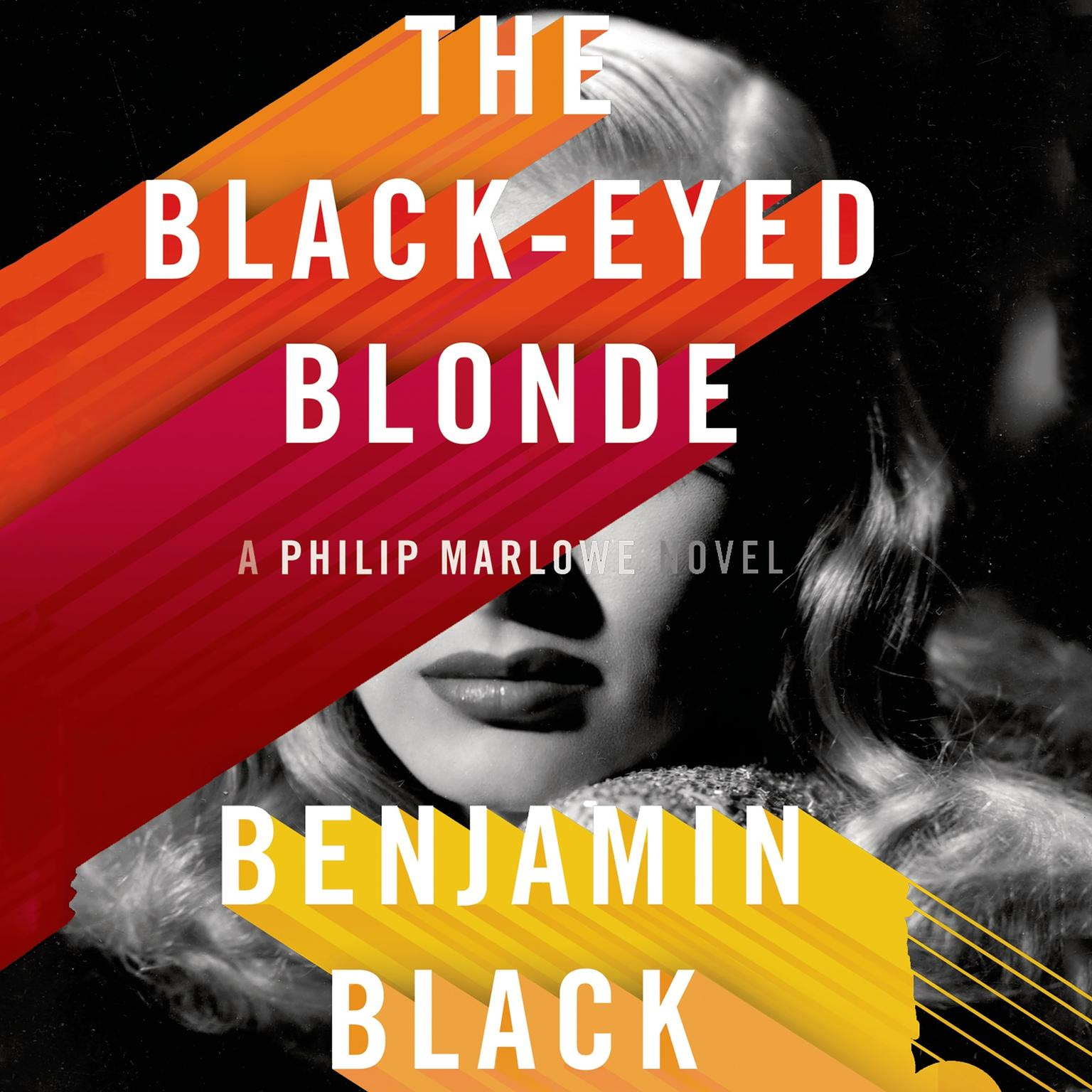 Printable The Black-Eyed Blonde: A Philip Marlowe Novel Audiobook Cover Art