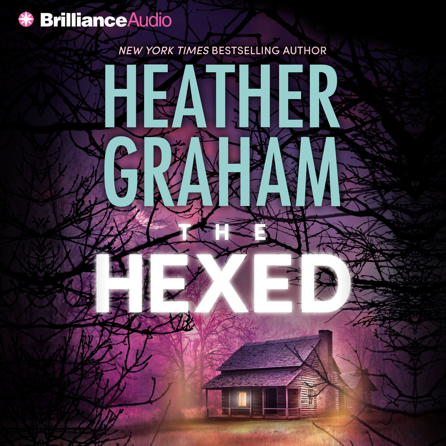 Printable The Hexed Audiobook Cover Art