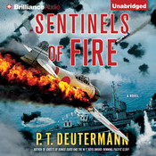 Sentinels of Fire Audiobook, by P. T. Deutermann
