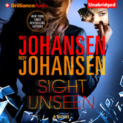 Sight Unseen, by Iris Johansen