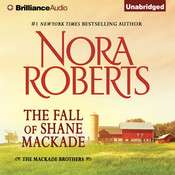The Fall of Shane MacKade Audiobook, by Nora Roberts