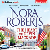 The Heart of Devin MacKade Audiobook, by Nora Roberts