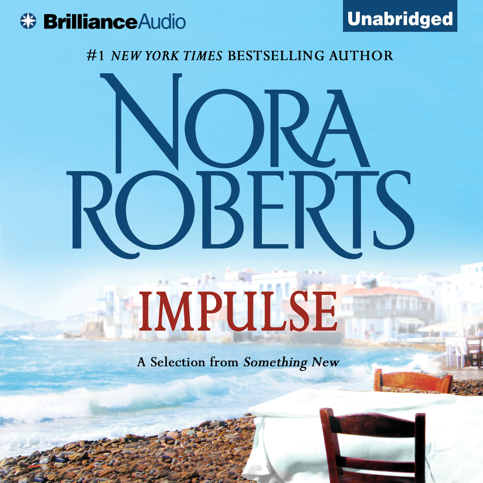 Printable Impulse: A Selection from Something New Audiobook Cover Art
