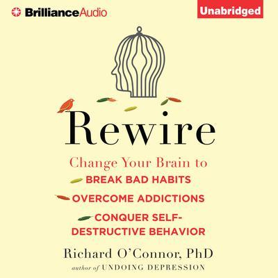 Rewire: Change Your Brain to Break Bad Habits, Overcome Addictions, Conquer Self-Destructive Behavior Audiobook, by Richard O'Connor