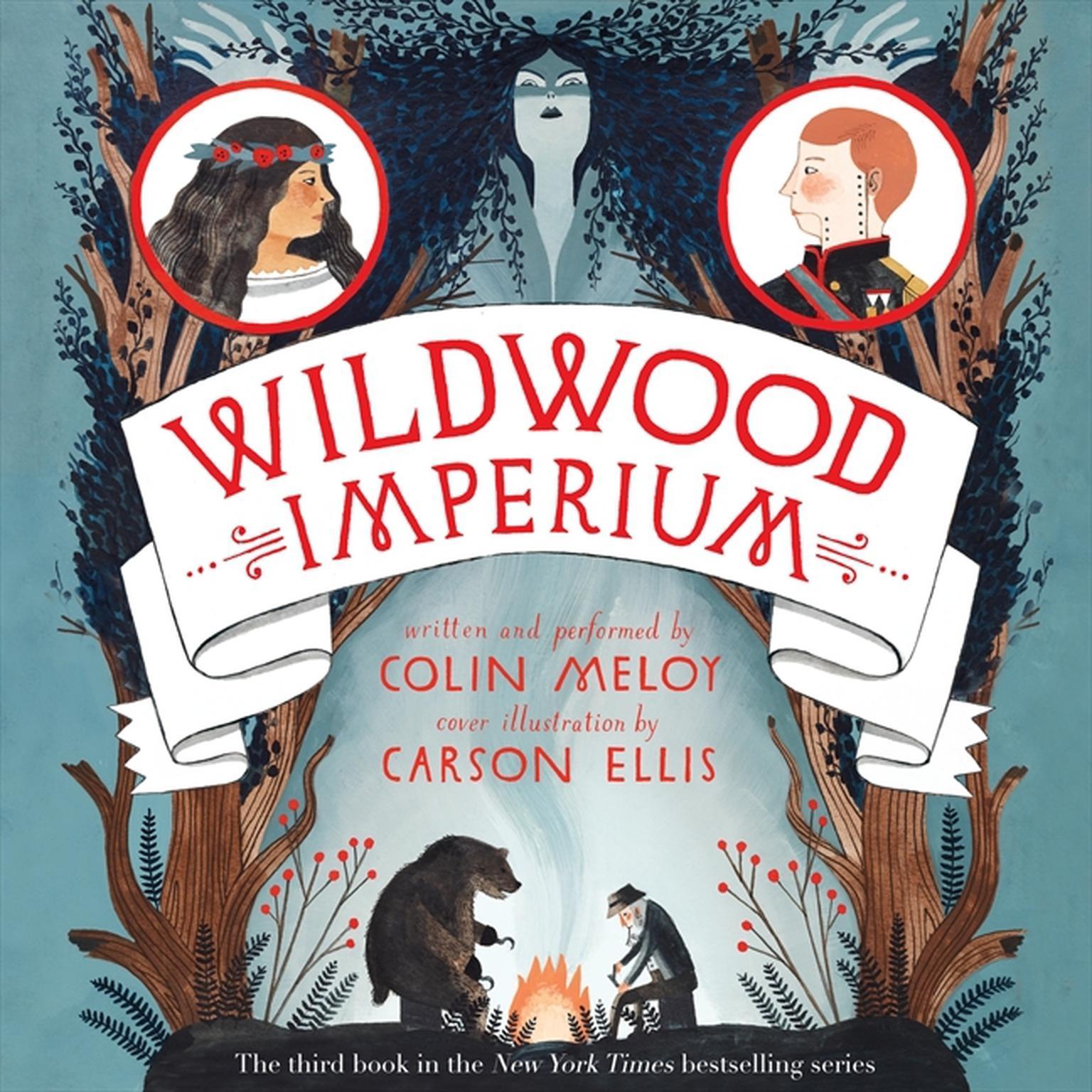 Printable Wildwood Imperium Audiobook Cover Art