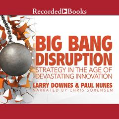 Big Bang Disruption: Strategy in the Age of Devestating Innovation Audiobook, by Larry Downes, Paul Nunes