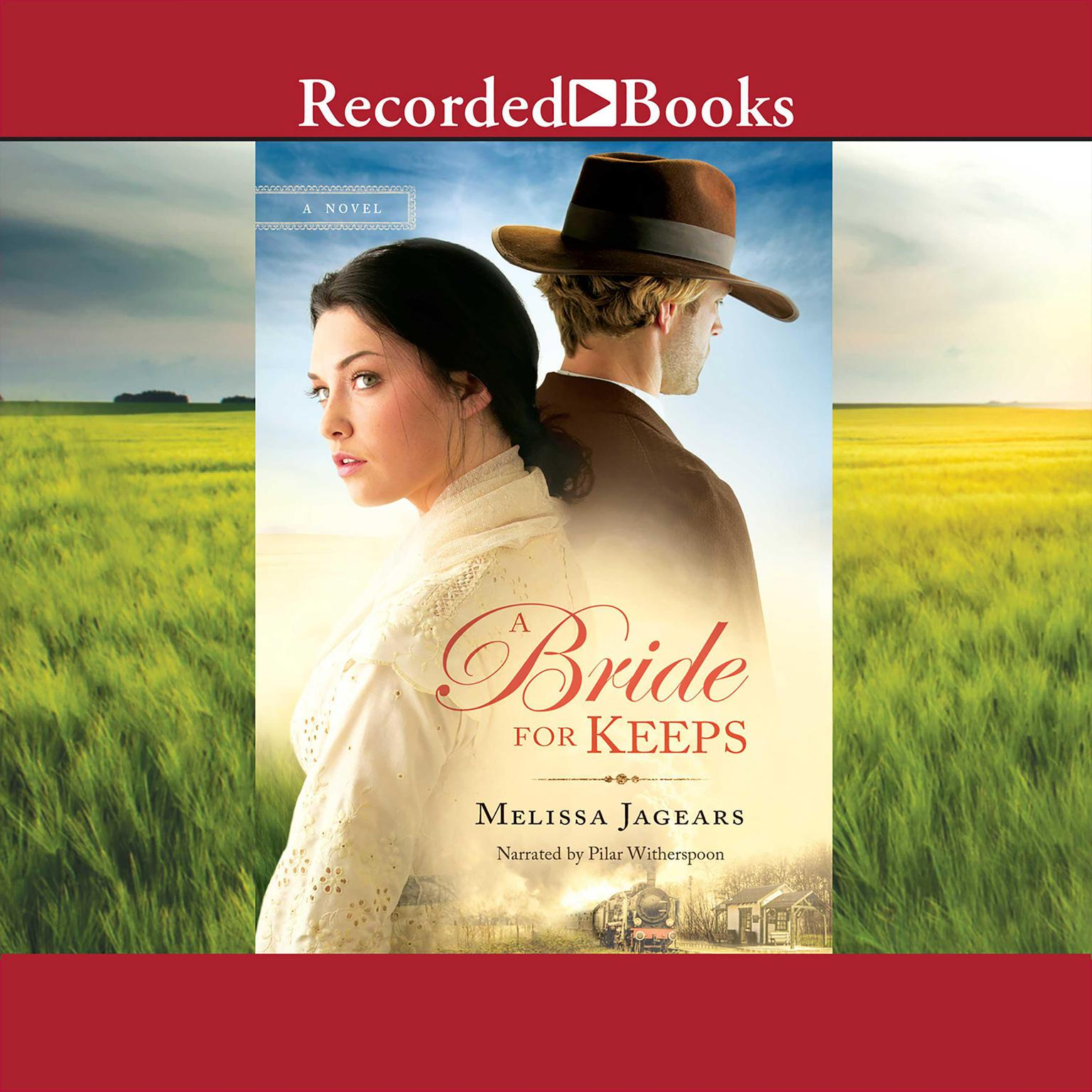 Printable A Bride for Keeps Audiobook Cover Art