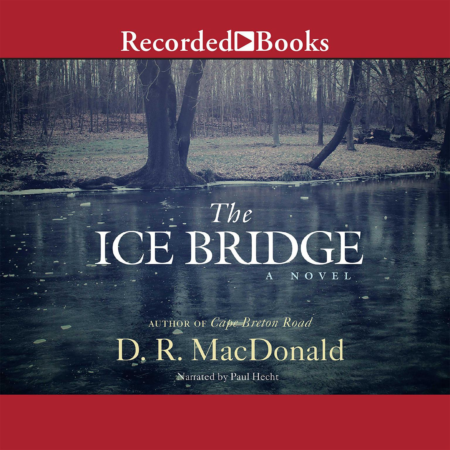 Printable The Ice Bridge Audiobook Cover Art
