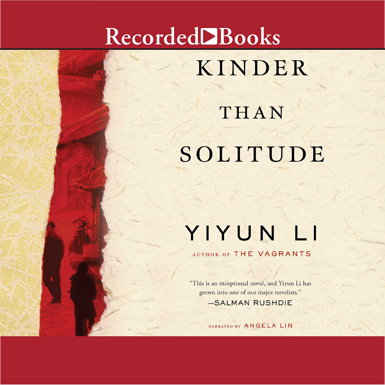 Printable Kinder Than Solitude Audiobook Cover Art