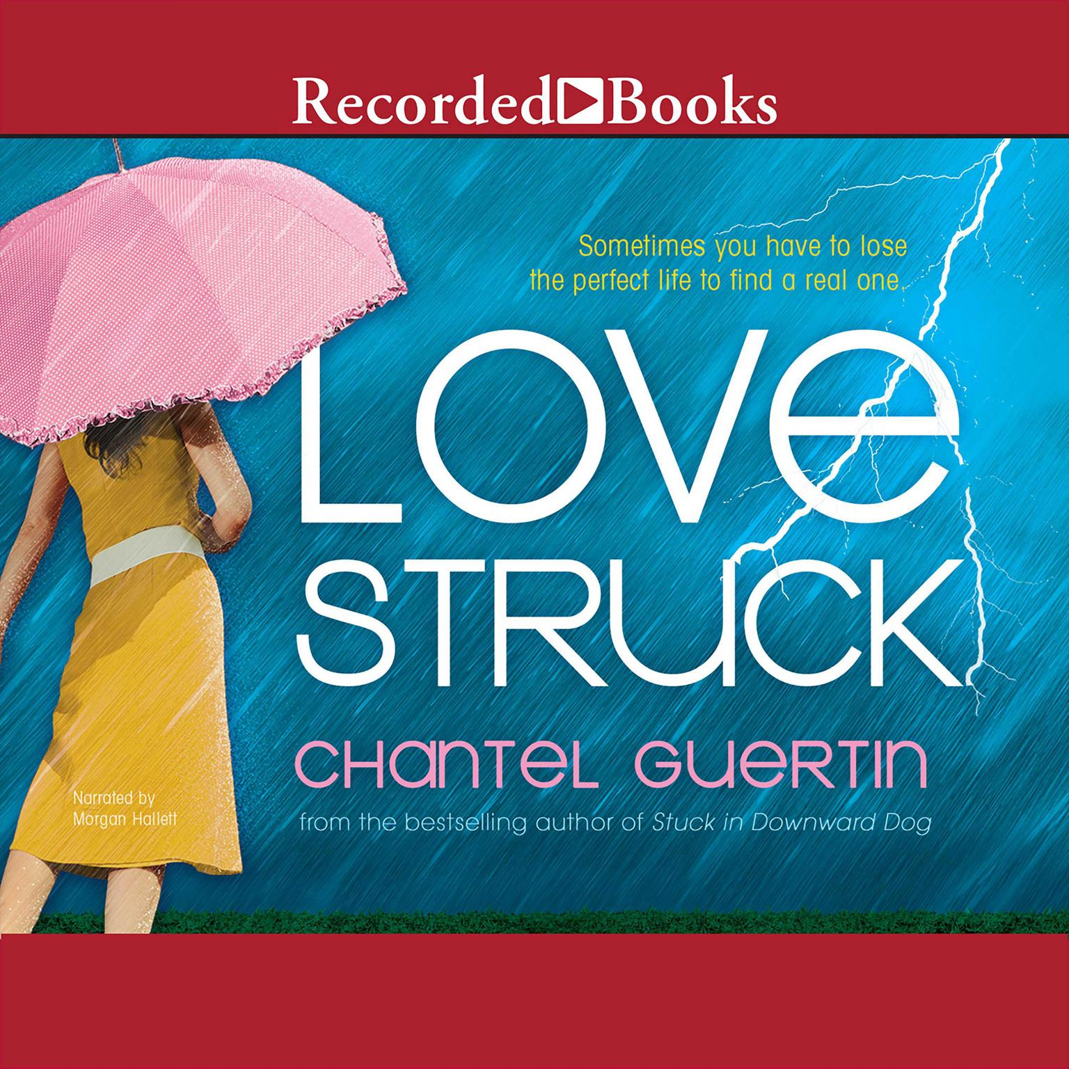 Printable Love Struck Audiobook Cover Art