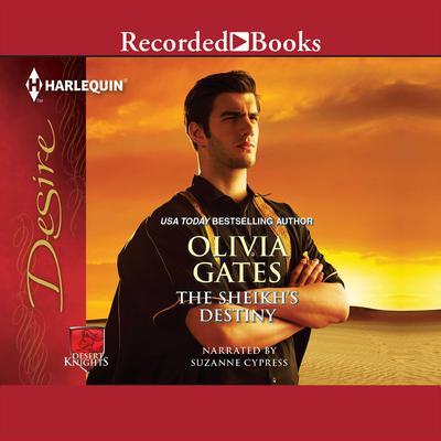 The Sheikhs Destiny Audiobook, by Olivia Gates
