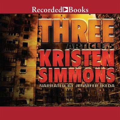 Three Audiobook, by Kristen Simmons