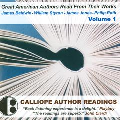 Great American Authors Read from Their Works, Vol. 1 Audiobook, by Author Info Added Soon