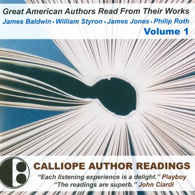 Great American Authors Read from Their Works, Vol. 1 Audiobook, by James Baldwin