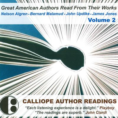 Great American Authors Read from Their Works, Vol. 2 Audiobook, by
