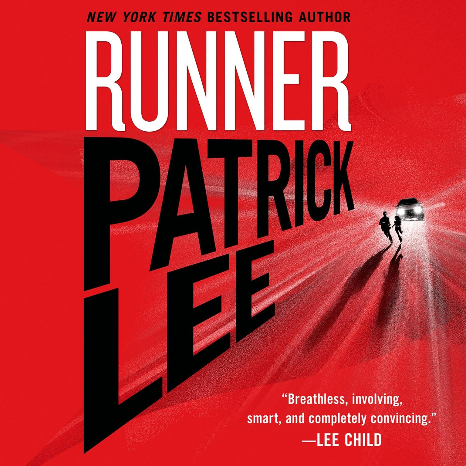 Printable Runner Audiobook Cover Art