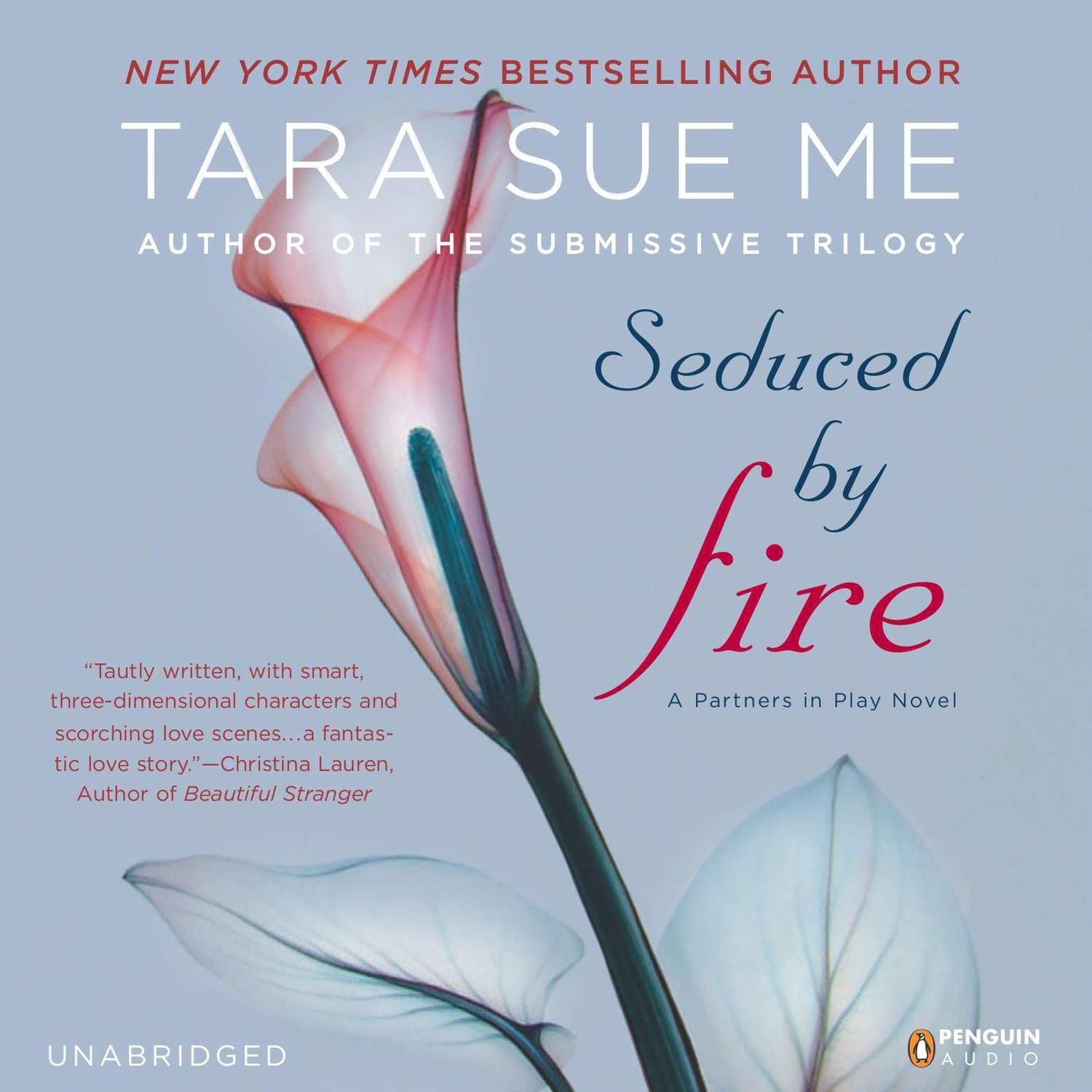 Printable Seduced By Fire: The Submissive Series Audiobook Cover Art