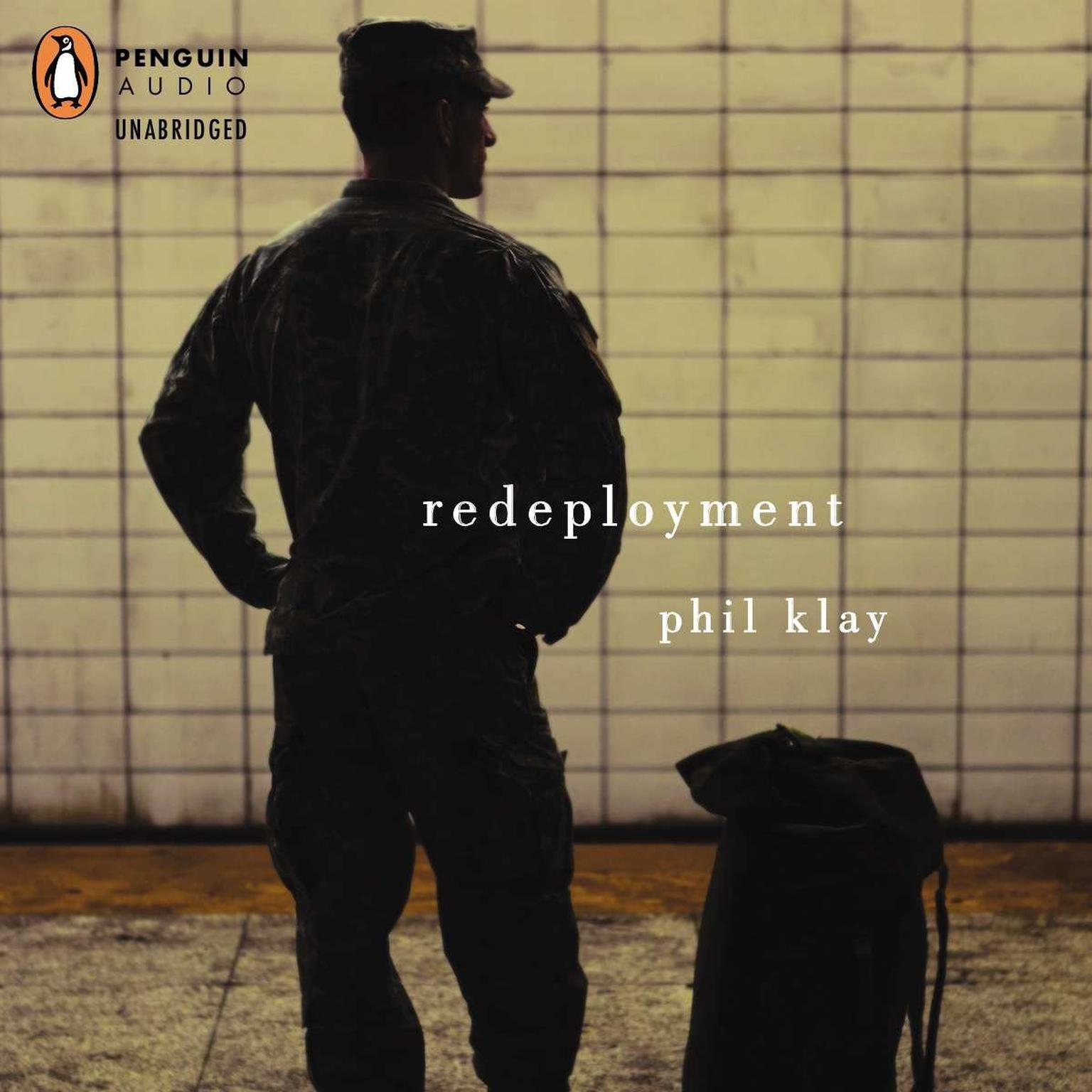 Printable Redeployment Audiobook Cover Art