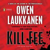Kill Fee Audiobook, by Owen Laukkanen
