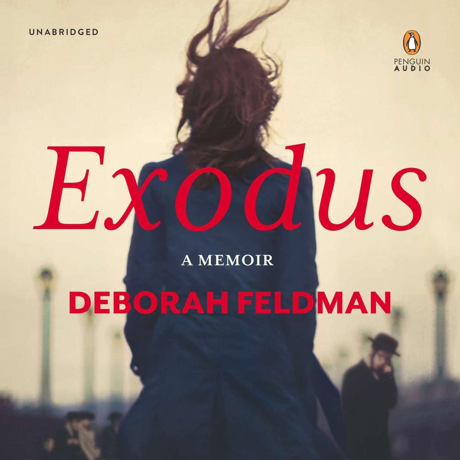 Printable Exodus: A Memoir Audiobook Cover Art