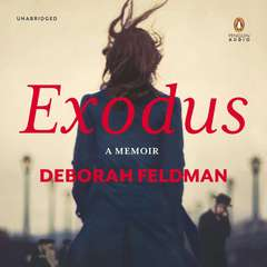 Exodus: A Memoir Audiobook, by Deborah Feldman