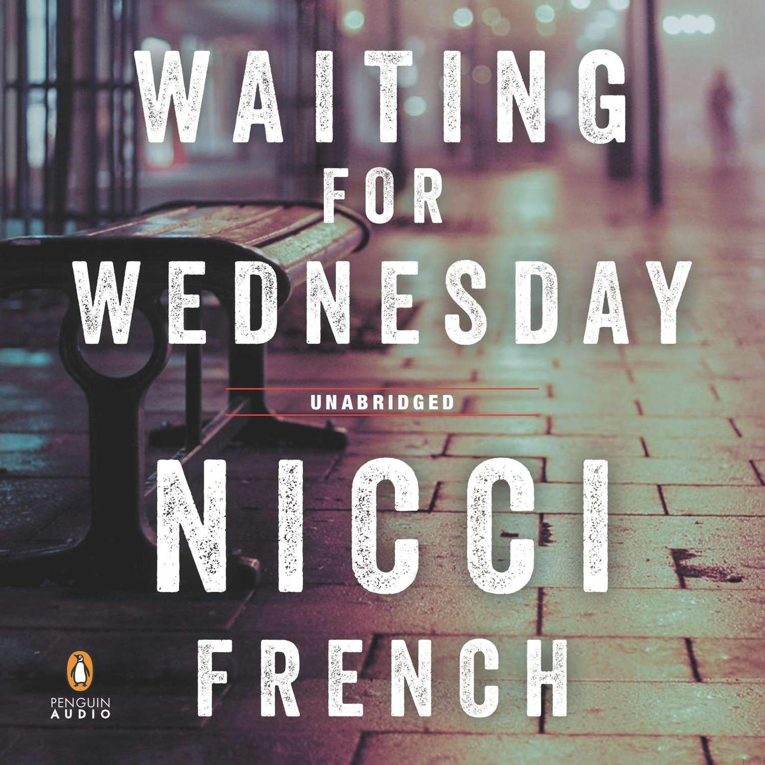 Printable Waiting for Wednesday: A Frieda Klein Mystery Audiobook Cover Art
