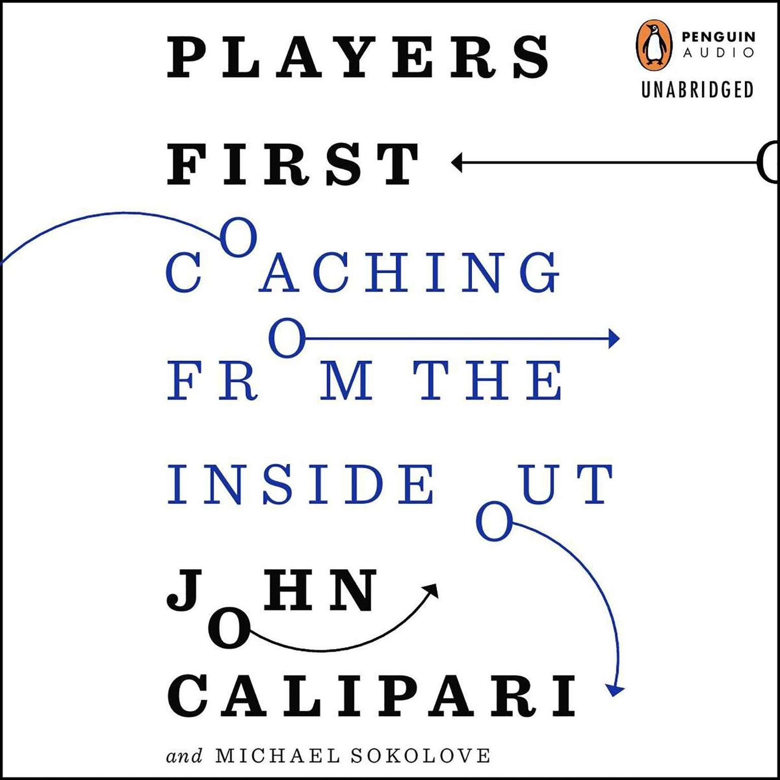 Printable Players First: Coaching from the Inside Out Audiobook Cover Art