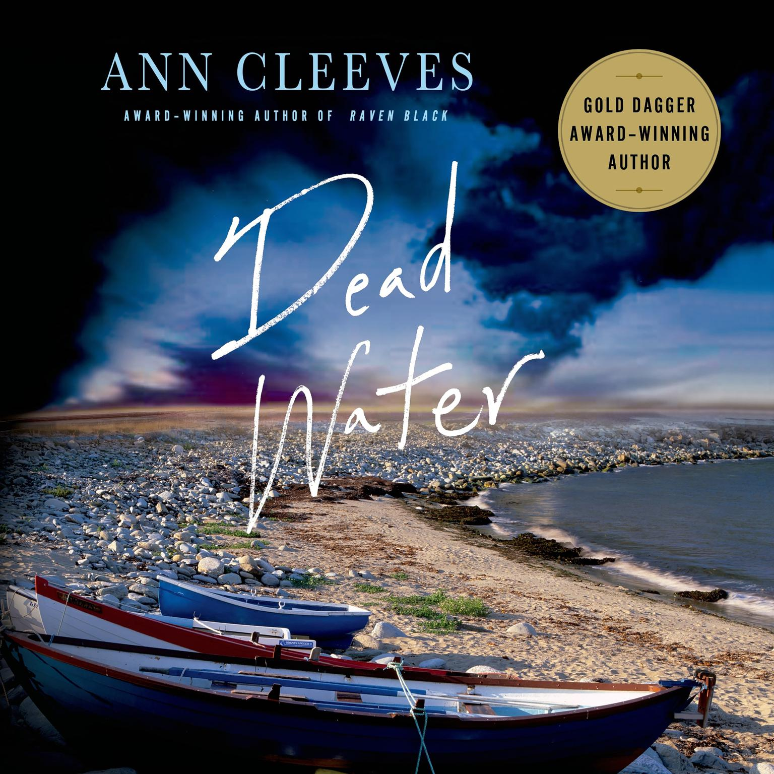 Printable Dead Water: A Shetland Mystery Audiobook Cover Art