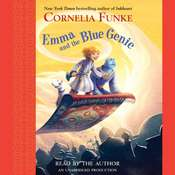 Emma and the Blue Genie Audiobook, by Cornelia Funke
