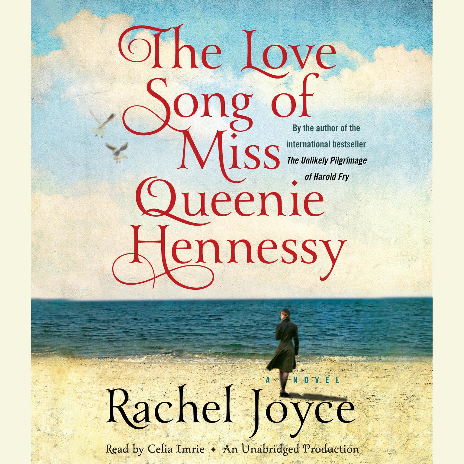 Printable The Love Song of Miss Queenie Hennessy: A Novel Audiobook Cover Art