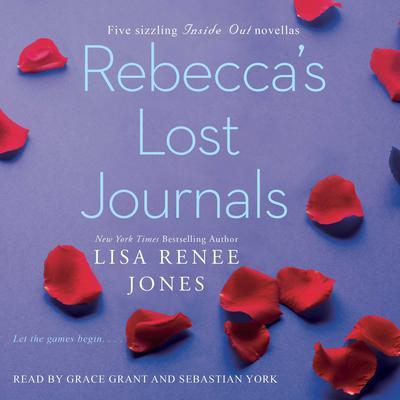 Rebeccas Lost Journals, Volumes 1-4 Audiobook, by Lisa Renee Jones