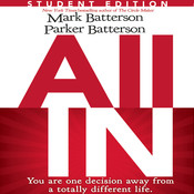 All In Student Edition: You Are One Decision Away From a Totally Different Life Audiobook, by Mark Batterson