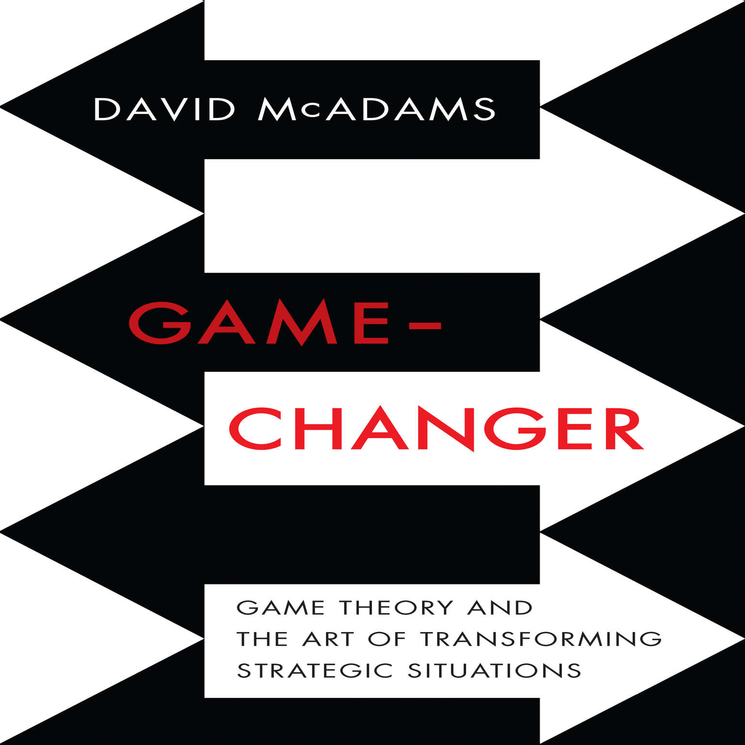 Printable Game-Changer: Game Theory and the Art of Transforming Strategic Situations Audiobook Cover Art
