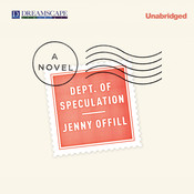 Dept. of Speculation, by Jenny Offill