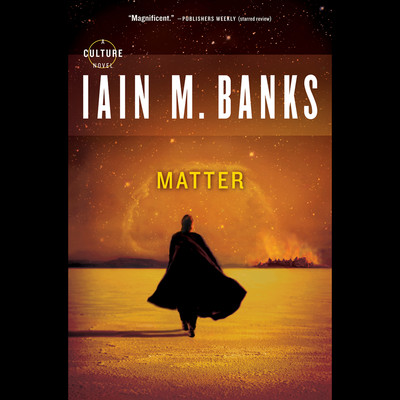 Matter Audiobook, by Iain M. Banks